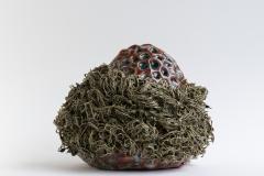 © Julia Schmölzer, glasierte Keramik